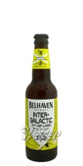 Belhaven Brewery Intergalactic Dry Hop Lager 0,33 ltr.