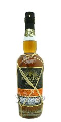 Plantation Rum Barbados 2003 12 Jahre, Cask 8 - Single Cask Collection - Wild Cherry Wood Finish 0,7 ltr.