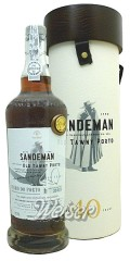 Sandeman Old Tawny Port 0,75 ltr. - Aged 40 Years