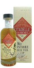 Citadelle Extremes N° 01 - No Mistake, Old Tom Gin 0,7 ltr.