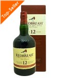 Redbreast 12 Jahre - Single Pot Still Irish Whiskey 0,7 ltr.