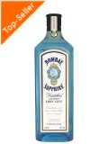 Bombay Sapphire London Dry Gin 40,0% 1,0 ltr.