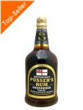 Pussers British Navy Rum 54.5% 0,7 ltr. - Gunpowder Proof
